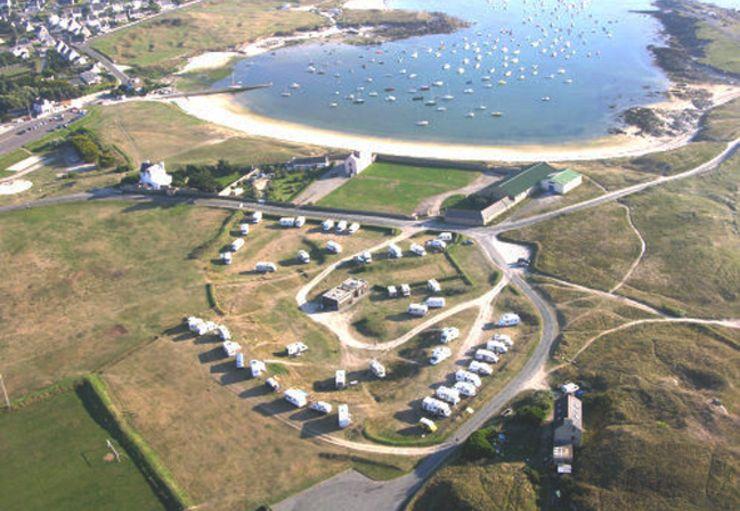 Aire De Camping Cars Lampaul Plouarzel