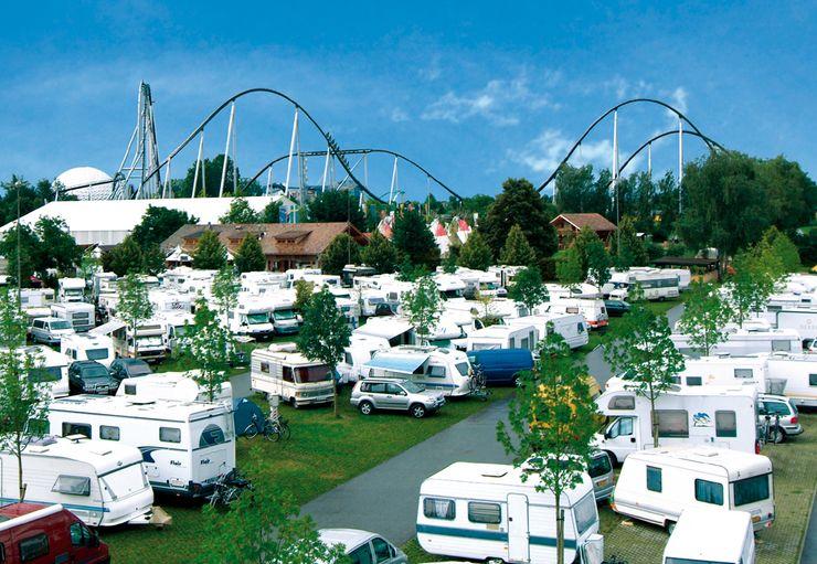Europapark Deutschland Karte.Stellplatz Am Europa Park Promobil