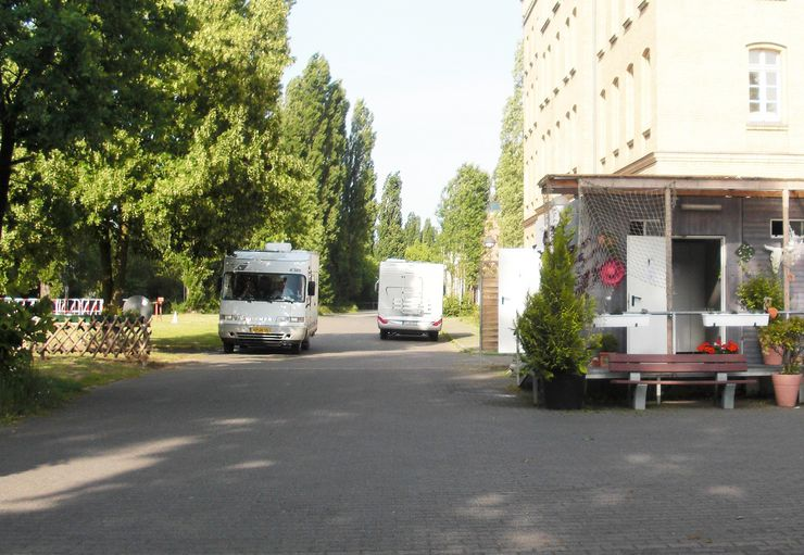 Reisemobilhafen Berlin Promobil